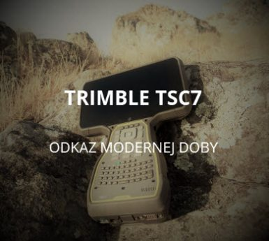 Trimble TSC7 filter orezane TXT